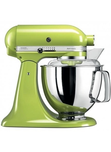 KitchenAid 5KSM175PSEGA Artisan 4.8 Litre Stand Mixer Green Apple Yeşil